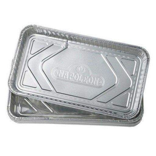 Napoleon 62008 Large Drip Tray, Pack of 5