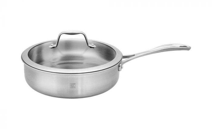 Zwilling J.A. Henckels Spirit 3-quart Stainless Steel Saute Pan