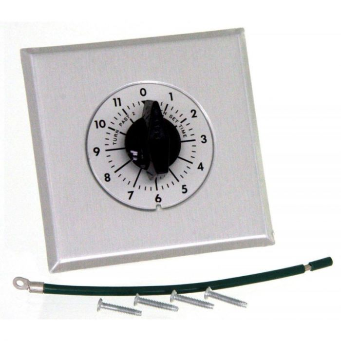 Hearth Products Controls Commercial Outdoor 12 Hour Automatic Shut Off Timer