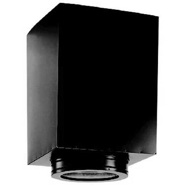 DuraVent 6DT-CS24R DuraTech 24-Inch Reduced Clearance Square Ceiling Support Box, 6-Inch Diameter