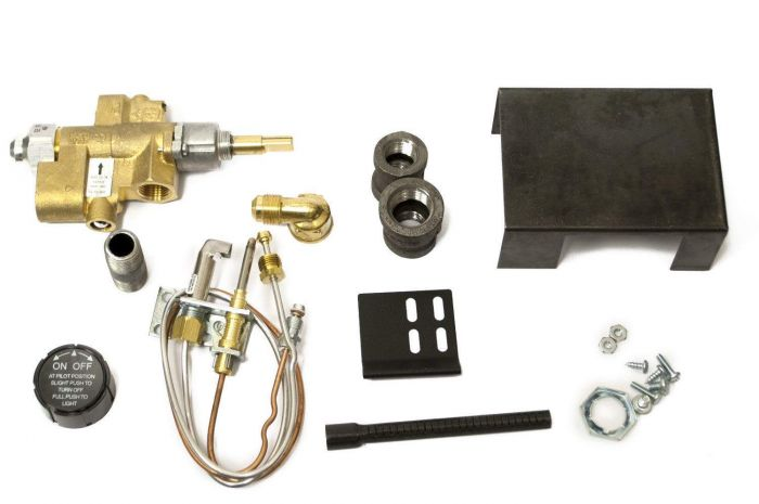 Copreci Low Profile Safety Pilot Kit, Natural Gas
