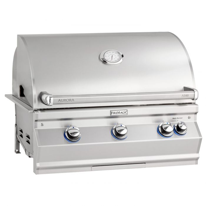 Fire Magic Aurora A540i Built-In Analog Series Gas Grill