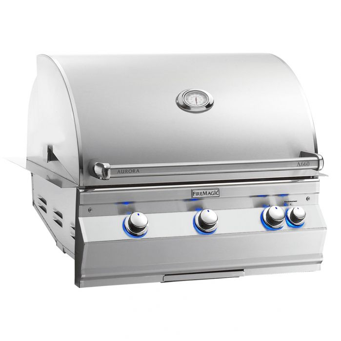 Fire Magic Aurora A660i Built-In Analog Series Gas Grill