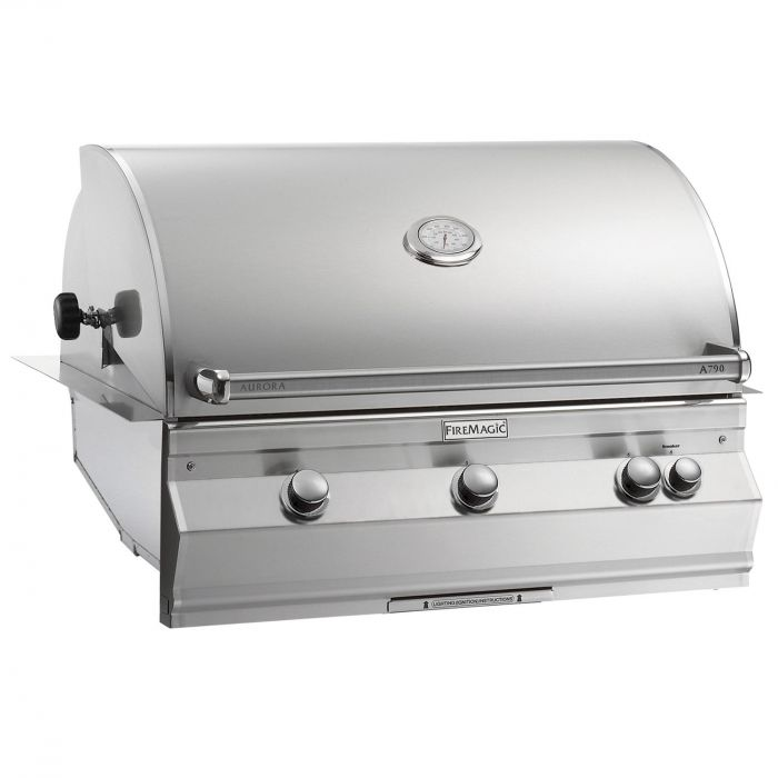 Fire Magic Aurora A790i Built-In Analog Series Gas Grill