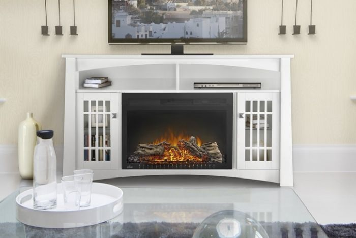 Napoleon NEFP27 Cinema Series Electric Fireplace with Adele Mantel