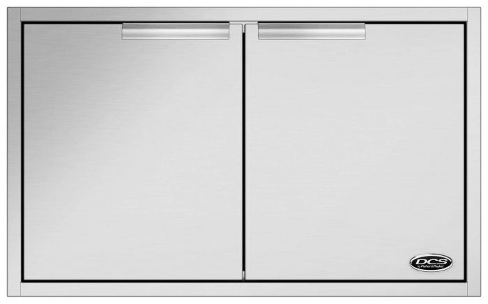 DCS Double Access Doors, 36-Inch