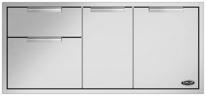 DCS Triple Access Drawers and Propane Tank Storage, 48-Inch