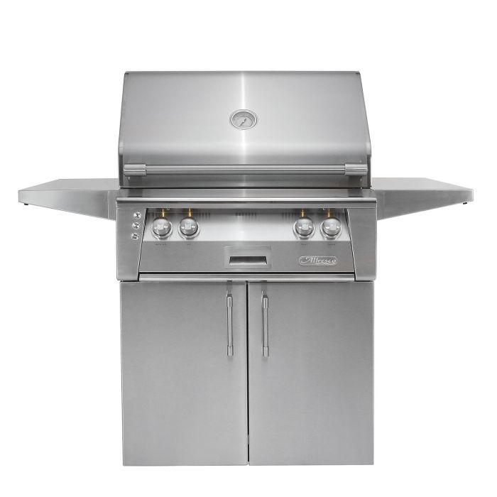 Alfresco ALXE-30C Freestanding Grill, 30-Inch