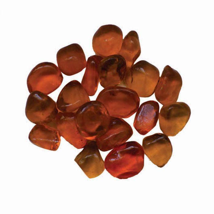 Amantii Orange Fire Beads, 5-Pounds