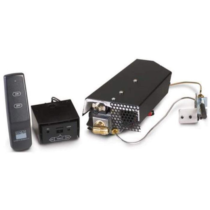 Real Fyre APK-11 Manual On/Pilot/Off Milivolt Valve with Standing Pilot and On/Off Remote Control