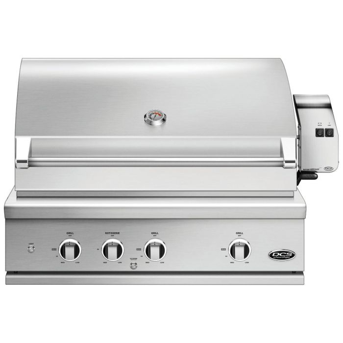 DCS BE1-36RC Evolution 36-Inch Built-In Gas Grill with Rotisserie
