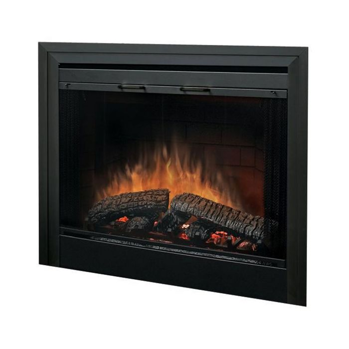 Dimplex BFDOOR Glass Door for Built-In Electric Firebox, 33-Inches