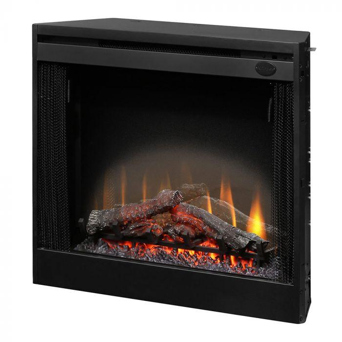 Dimplex BFSL33 Slim Line Built-In Electric Fireplace, 33-Inch