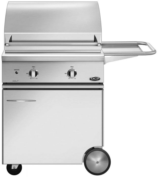 DCS 30-Inch Gas Grill On CSS Cart