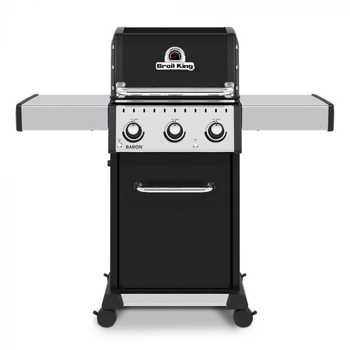 Broil King BR-320 Baron 320 Pro 3-Burner Gas Grill, 50-Inches