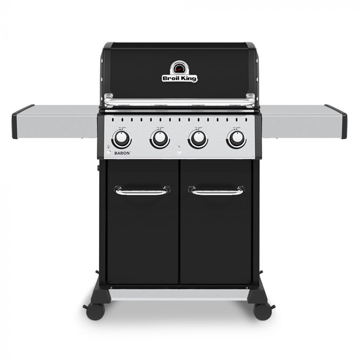 Broil King BR-420 Baron 420 Pro 4-Burner Gas Grill, 57-Inches