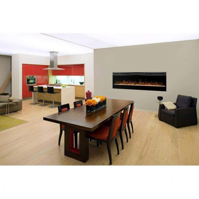 Dimplex BLF Wall Mount/Built-In Series Electric Fireplace