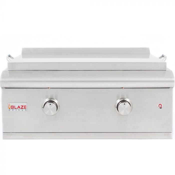 Blaze BLZ-GRIDDLE Built-In Gas Grill, 30-inch