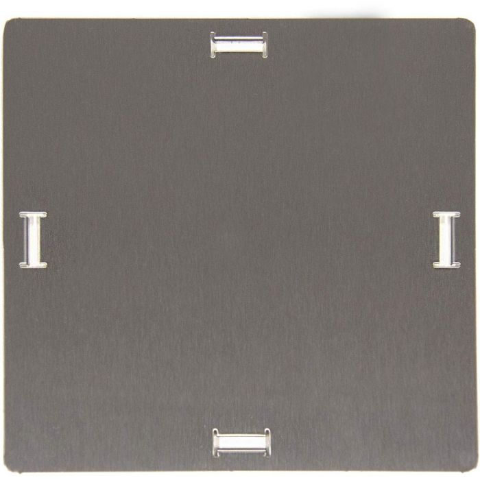Blaze BLZ-LPH-COVER Stainless Steel Propane Tank Hole Cover for Grill Carts
