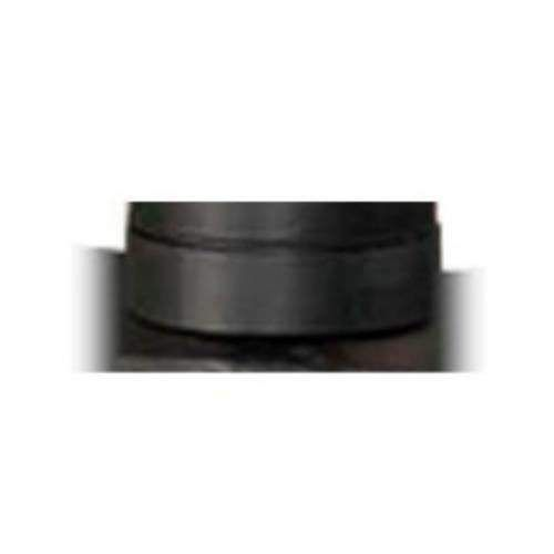 Napoleon BM3730 Black Trim Collar for 7-inch Rigid Vent Pipe, Pack of 12