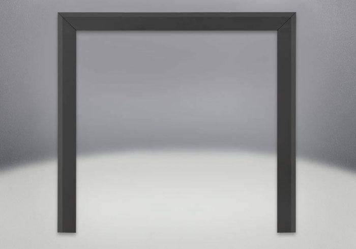 Napoleon BT46K Black Premium 3-Inch Beveled Trim Kit for B46 Fireplaces