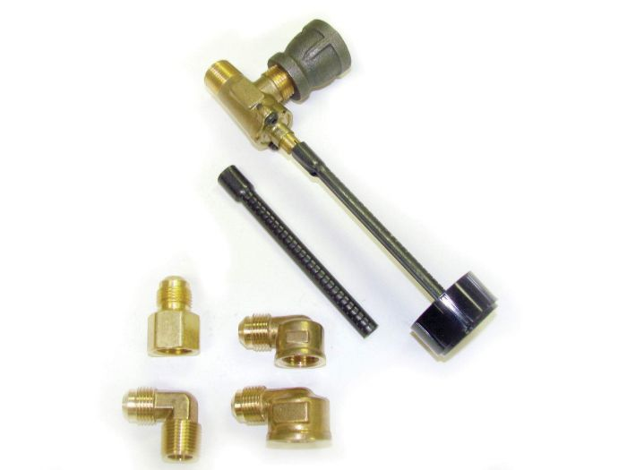 HPC C66 Stub-Mount Manual Valve Kit