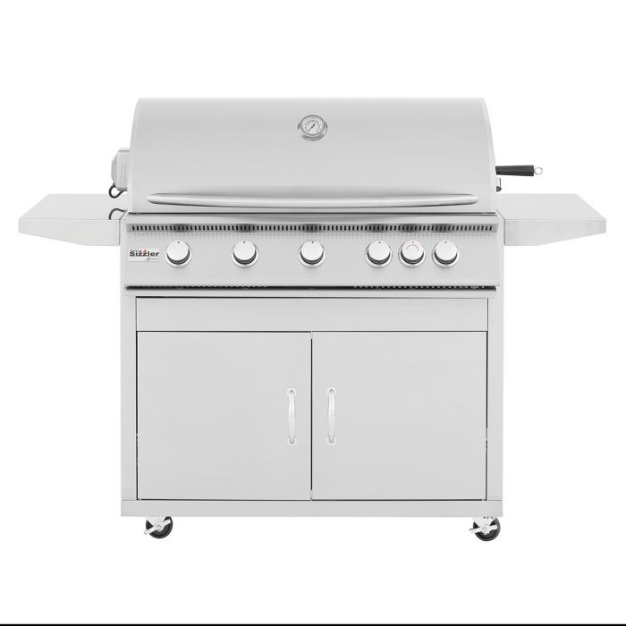 Summerset Sizzler Series Gas Grill On Cart, 40 Inch