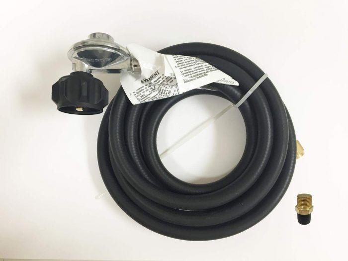 The Outdoor GreatRoom Company DIY-LP-K DIY Propane Conversion Kit with Regulator, 10-Foot