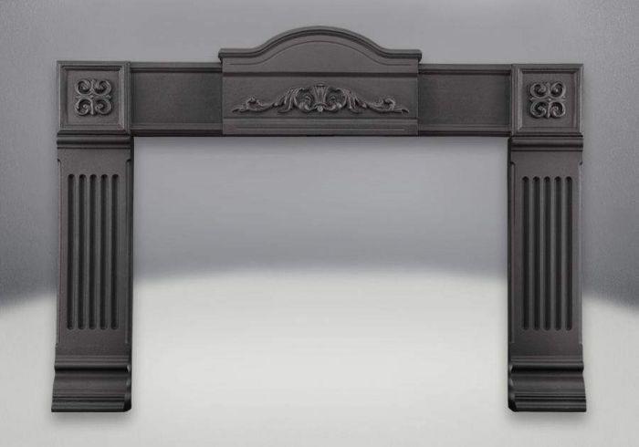 Napoleon CFSK-A Black Cast Iron Surround Kit for GVF36 Fireplaces
