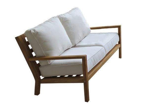 Royal Teak Collection COA2FO Coastal Teak Love-Seat