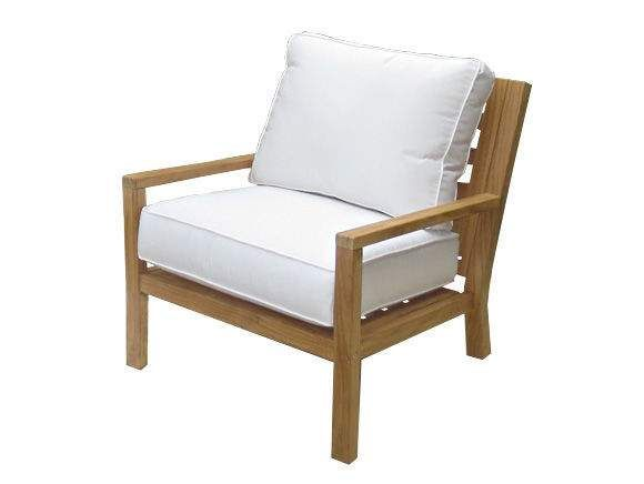 Royal Teak Collection COACH Coastal Teak Chair