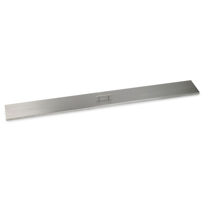 American Fireglass Drop-In Pan Cover, Linear, 72 Inch