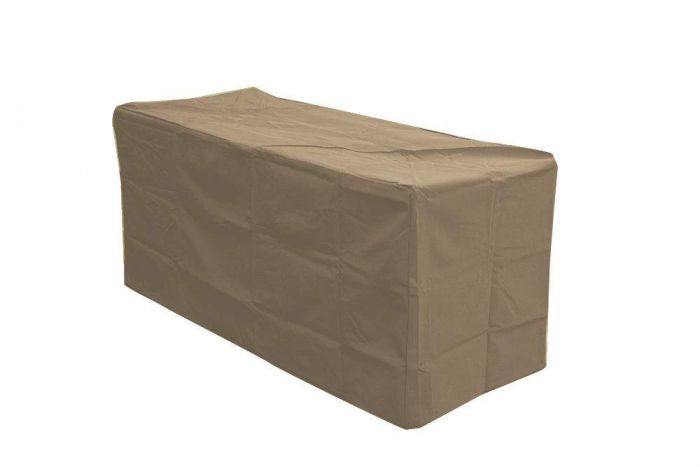 The Outdoor GreatRoom Company CVR5020 Rectangular Polyester Cover, 50x22-Inches