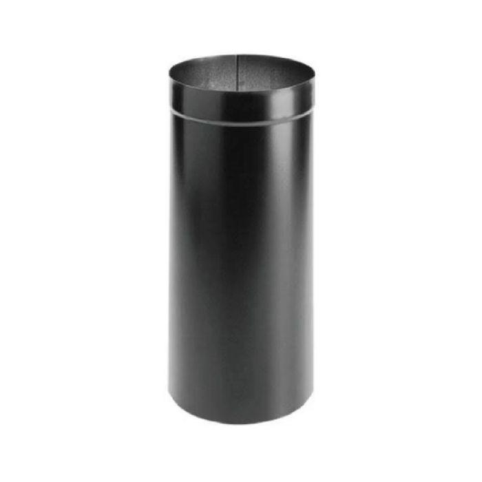 DuraVent DBK-ADOR DuraBlack Oval-to-Round Adapter