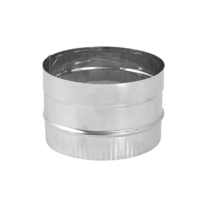 DuraVent DBK-ADSS DuraBlack Stainless Steel Stovetop Adapter