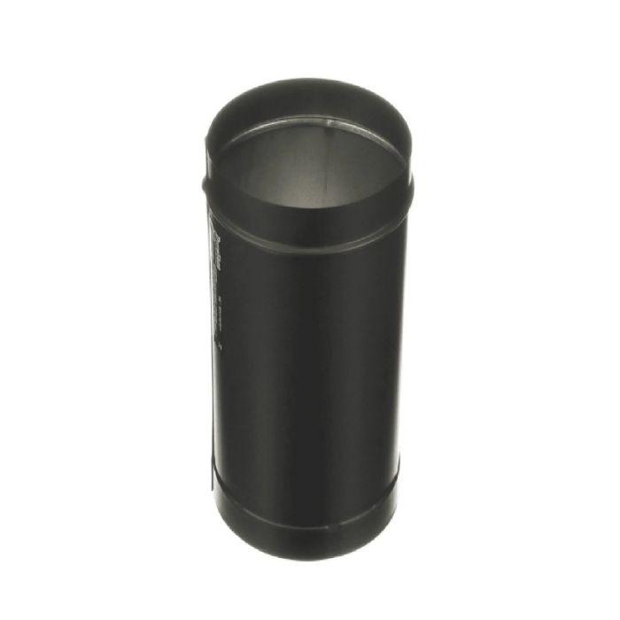 DuraVent 10DBK-x DuraBlack 10-Inch Diameter Single-Wall Black Pipe