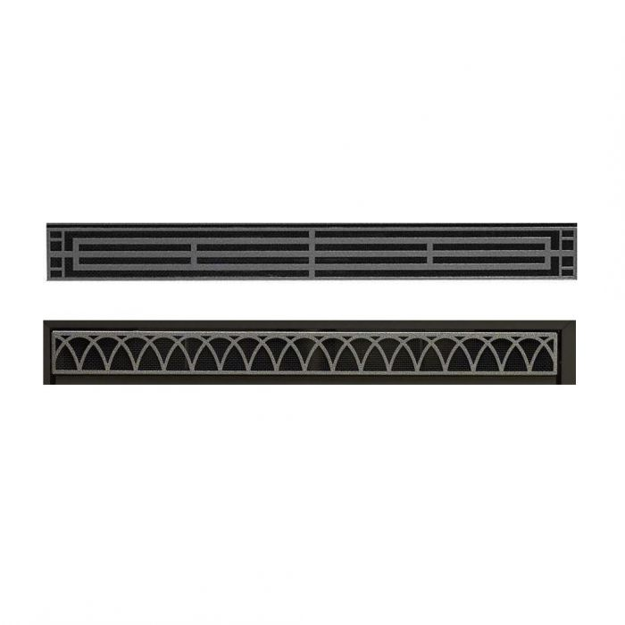 White Mountain Hearth DVG3M Decorative Louvers for Breckenridge 42-Inch Firebox