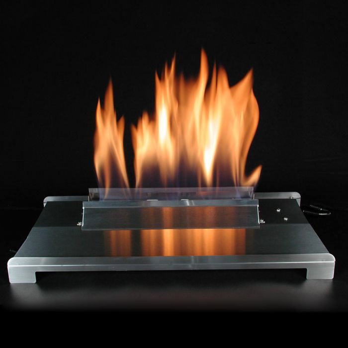 Alterna Ventless FireGlitter Double Sided 24-Inch Burner Kit