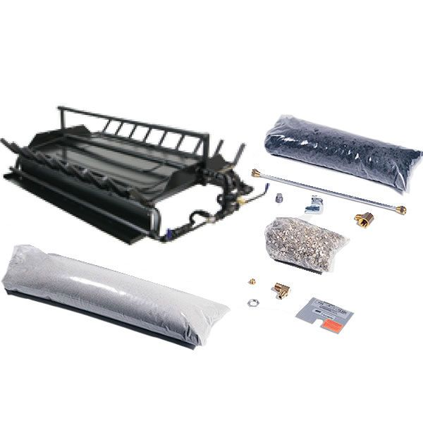 Rasmussen DF-LD-Config Double Sided Multi-Burner and Grate Kit, ,