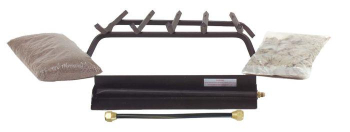 Dagan DG-KIT-2 Gas Log Kit