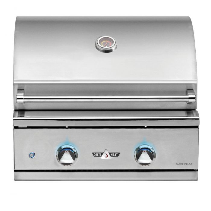 Delta Heat 26 Inch Built In Gas Grill