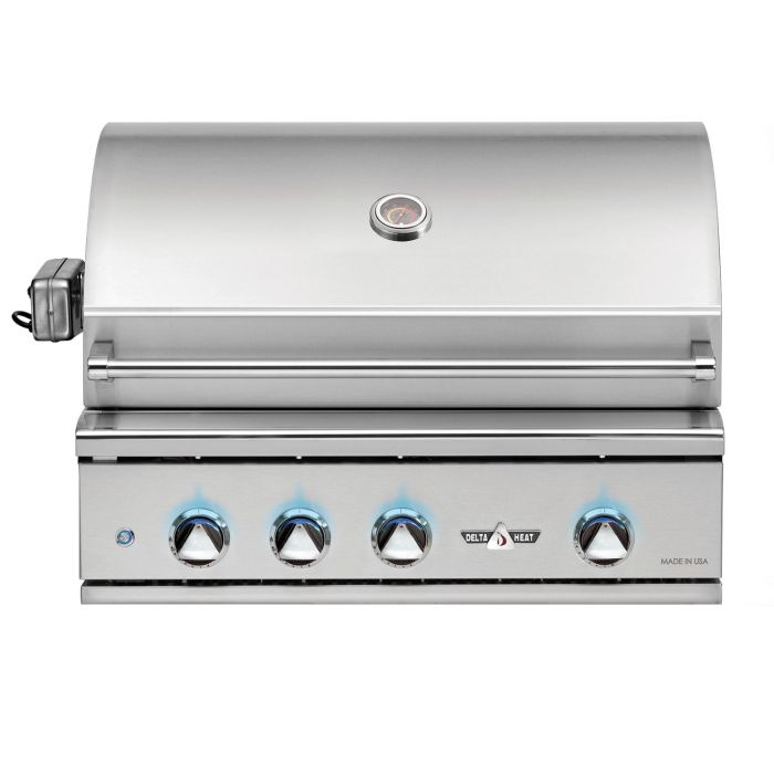 Delta Heat 32 Inch Built In Gas Grill