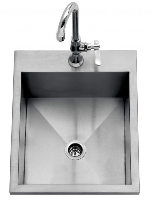 Delta Heat Outdoor Sink