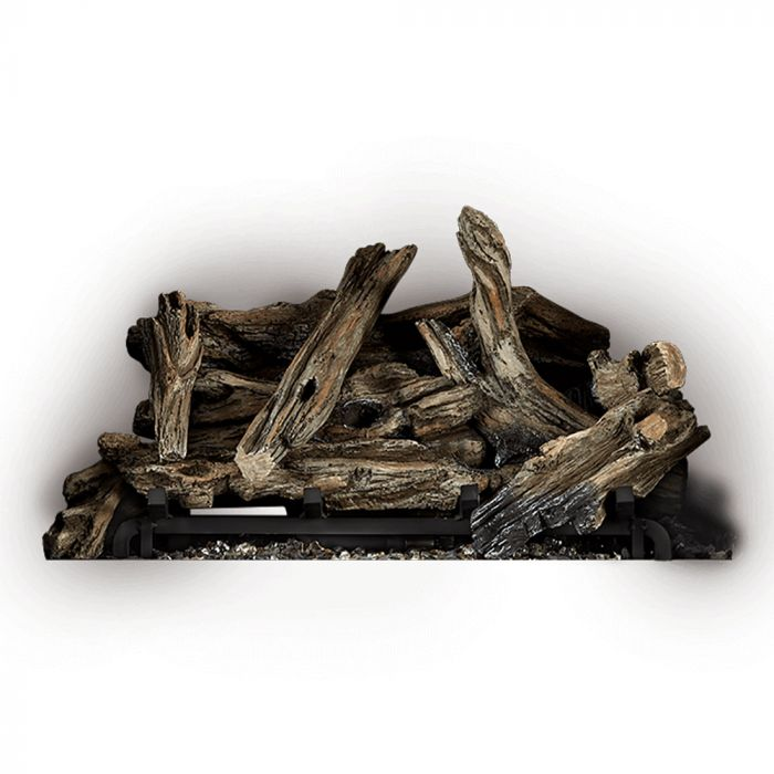 Napoleon DLKEX36 Driftwood Log Set for 36-Inch Elevation X Direct Vent Gas Fireplace
