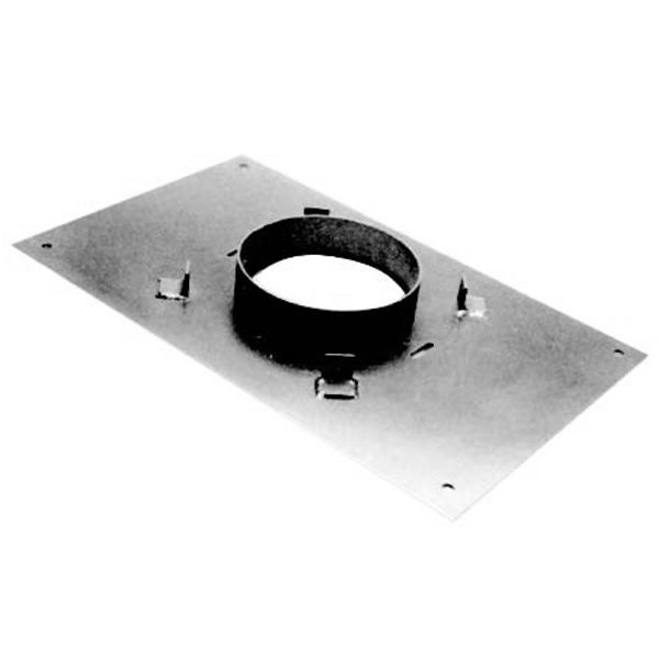 DuraVent 8DT-APx DuraTech 8-Inch Diameter Transition Anchor Plate