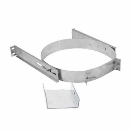 DuraVent 6DT-AWSx DuraTech Adjustable Wall Strap for 6 and 8-Inch Diameters