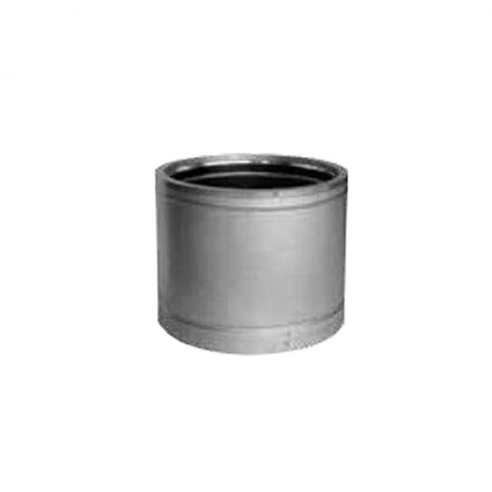 DuraVent 10DT-12x DuraTech 10-Inch Diameter Chimney Pipe, 12-Inches