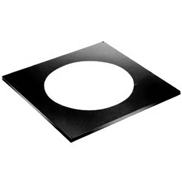 DuraVent DT-TC DuraTech Square Trim Collar for Round Support Box