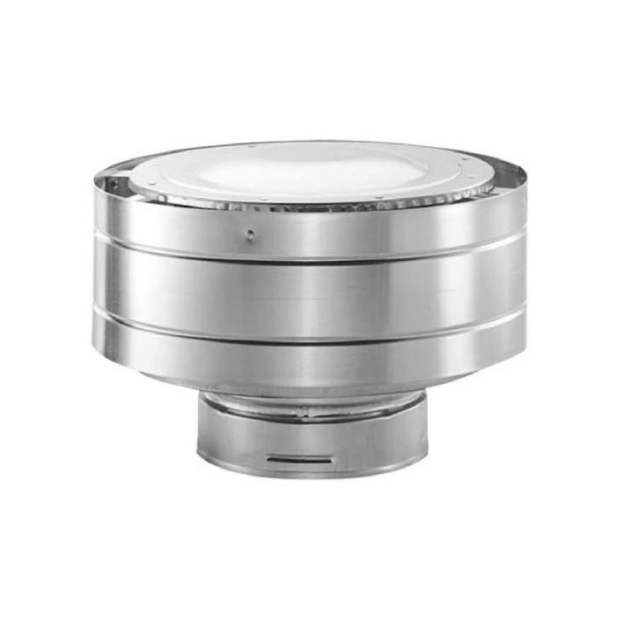 DuraVent DVA-58VC-x DirectVent Pro 5x8-Inch Diameter Low-Profile Termination Cap