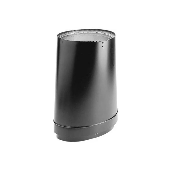 DuraVent DVL-ORAD DVL Oval to Round Adapter